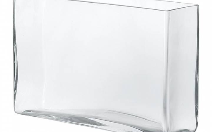Noleggio eventi vaso vetro for Vaso rettangolare